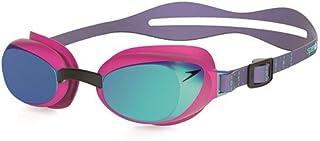 d3a2c2e643 Speedo Aquapure Mirror Gafas de Natación, Mujer, Rosa eléctrico/Azul, Talla  Única