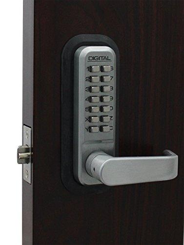 2835MG Mechanical, Keyless Lever Lock