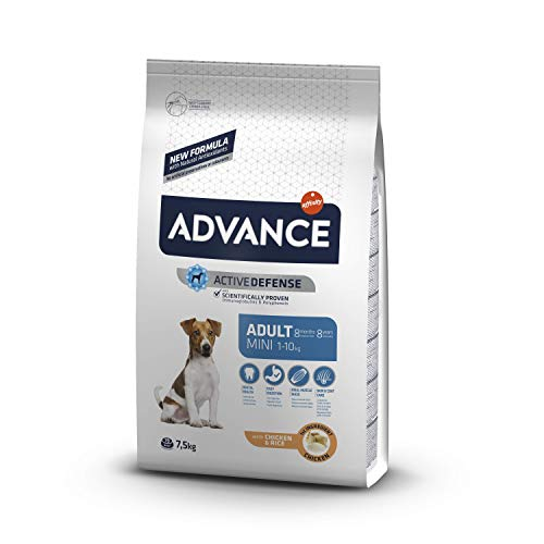 Advance Advance Pienso para Perro Mini Adulto con Pollo - 7500 gr 🔥