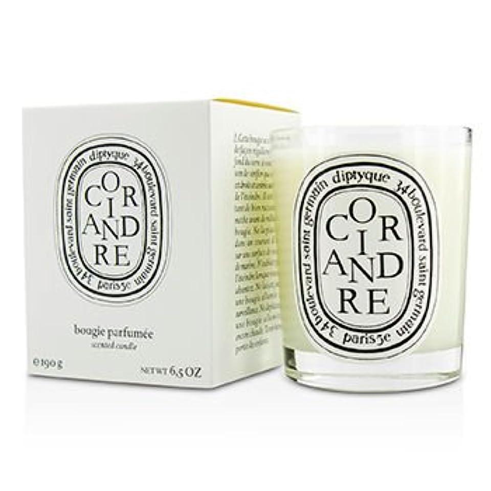 デコードする不承認環境保護主義者[Diptyque] Scented Candle - Coriandre (Coriander) 190g/6.5oz