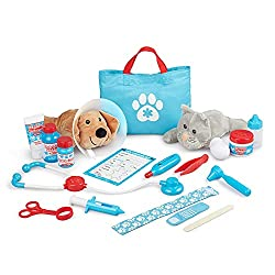 Examine and Treat Veternary Play Set