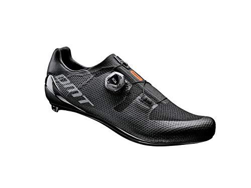 DMT KR3 Rennradschuhe, Schwarz (schwarz), 46 EU