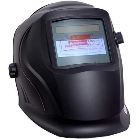 Eye Pro Special Nylon Auto Darkening Welding Helmet Black Colour