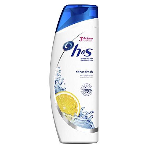 H&S Citrus Fresh Shampooing anti-pelliculaire 360 ml