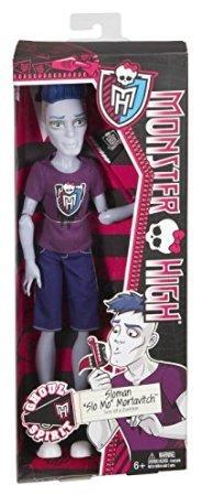 5Star-TD Monster High Ghoul Spirit Slo Mo Doll