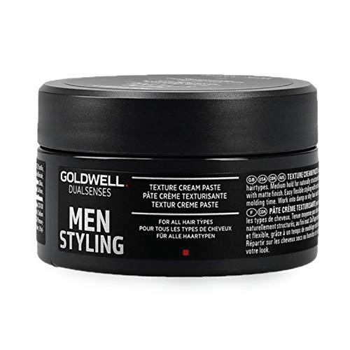 Goldwell Gomina y Gel, Negro, 100 Mililitros