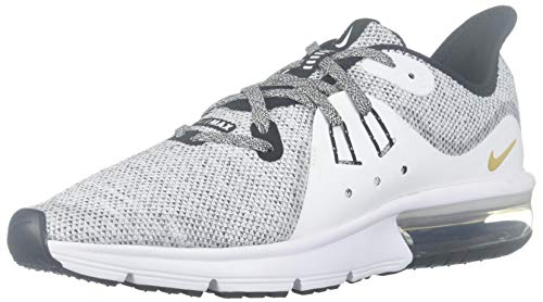 NIKE Air Max Sequent 3 (GS) Big Kids 922884-007 Size 6