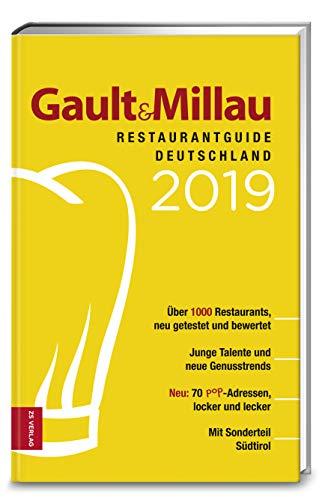 Preisvergleich Produktbild Gault&Millau Restaurantguide Deutschland 2019