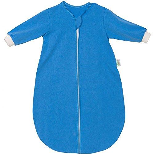 Odenwälder 1325-0245 Gr.70 Jersey-Unterzieh-BabyNest azurblau