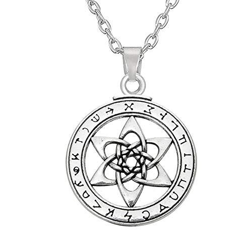 Wiccan Knoten Anhänger Für Halskette...