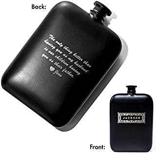 Best cheap personalised hip flask Reviews