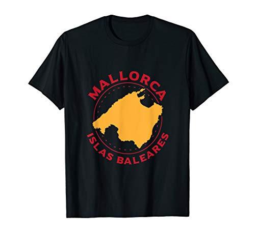 Mallorca Islas Baleares Reise Malle Urlaub T-Shirt
