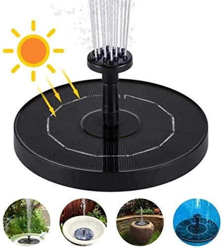 Solarbrunnen Wasserpumpe Gartenw...