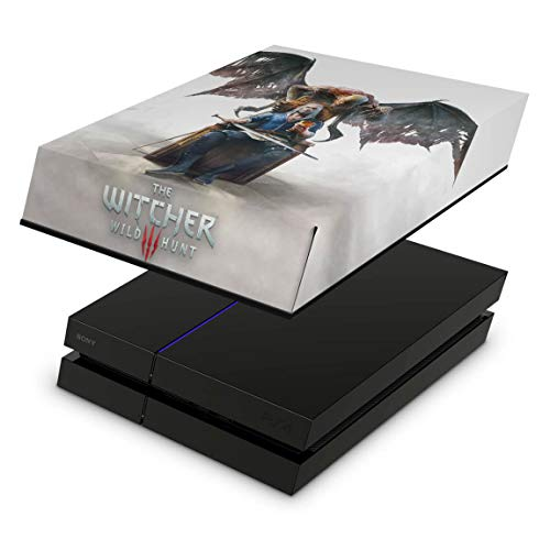 Capa Anti Poeira para PS4 Fat - The Witcher 3: Wild Hunt - Blood and Wine