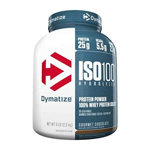 Dymatize ISO-100-2,2 kg...