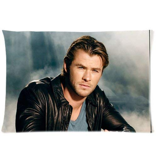 The Avengers Thor Chris Hemsworth Customize Pillow Cases Copricuscini e federe (50cmx75cm)