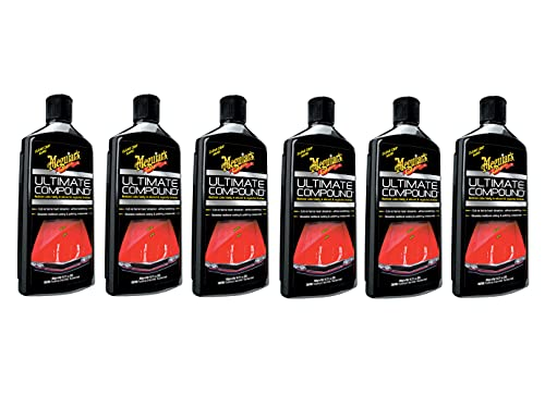 Meguiar'S Ultimate Compound Scratch Can Be Used By...