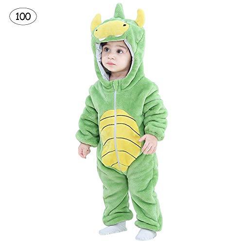Motto.h Goforwealth Mamelucos Unisex Bebé Ropa Mameluco Niños Niñas Pelele Pijama De Primavera Y Otoño Franela Traje De Animales Handy