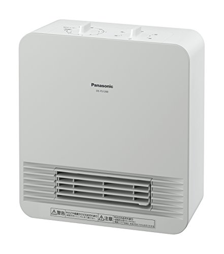 パナソニック セラミックヒーター ホワイト DS-FS1200-W