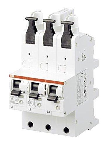 ABB Automatic fuses Main-circuit breaker S751/3-E 50 A by ABB