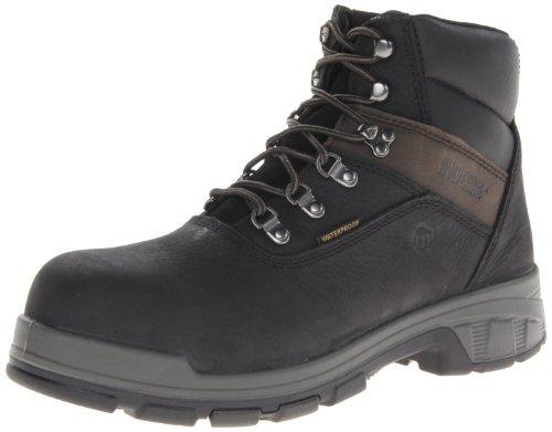 Lobezno Cabor Stiefel für Herren, wasserdicht, Schwarz - Schwarz  - Größe: 13 D(M) US