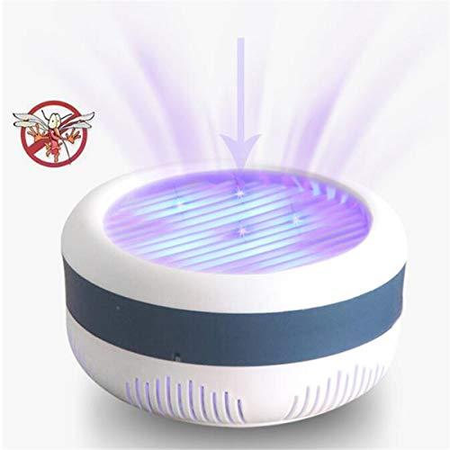 ZAHNG Moskito-Mörder-Lampe USB-Photokatalysator-Ansaug-Innen-und Außen LED Mute Mückenschutz Lampe für Baby Schwangere