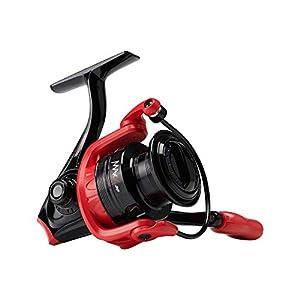 Abu Garcia unisex-adult Black Max & Max X Spinning Fishing Reels (All Models & Sizes) Red ,40 - Box