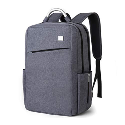 NYDZDM 15-inch Herenrugzak Apple Laptop Bag Zakelijke Tas Unisex Duurzaam Draagbaar Reizen Outdoor Sport Rugzak 35L