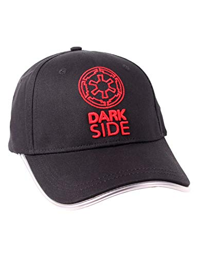 Casquette Lumineuse Star Wars - Dark Side Empire Logo