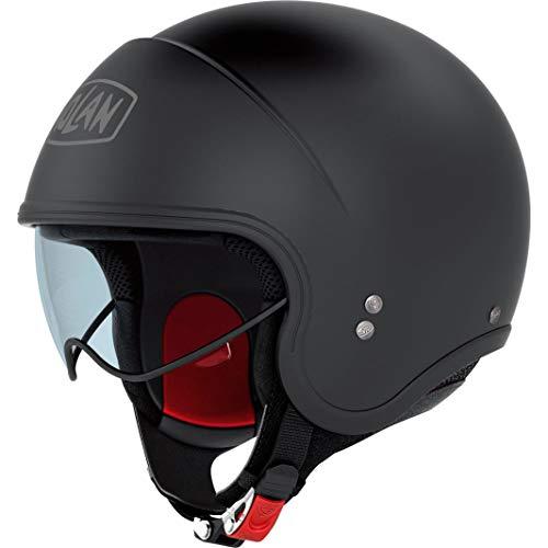 Nolan N21 Classic Jethelm, Farbe matt-schwarz, Größe XXL (63/64)