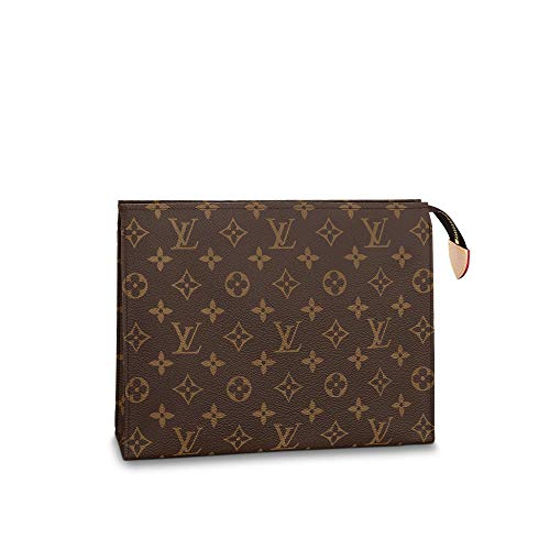 Louis Vuitton Toiletry Pouch 26 Monogram Bag Handbag M47542