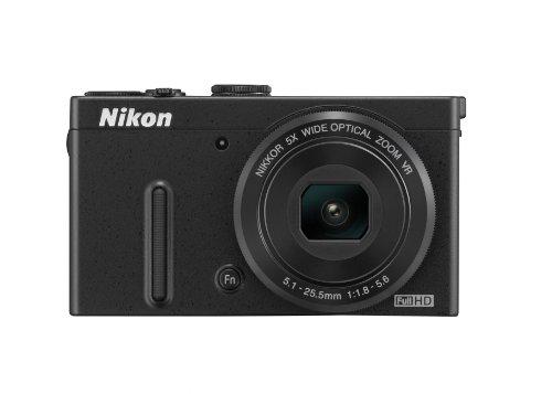 Nikon COOLPIX P330 12.2 MP Digital Camera with 5x Zoom (Black) (OLD MODEL)