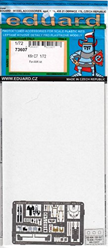 Eduard Accessories 73607Model-Making Accessory Kfir C7for AMK