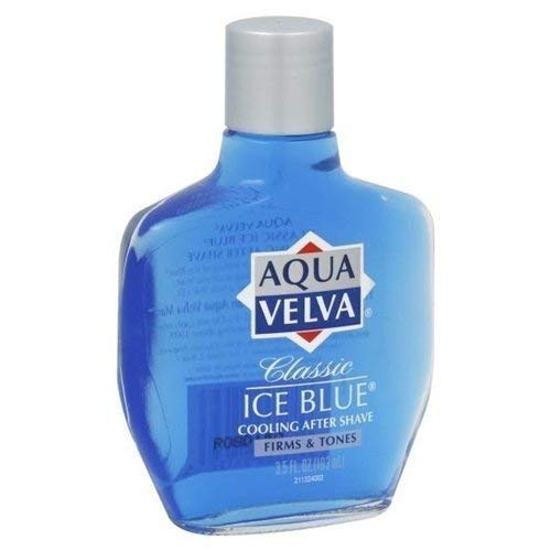 Classic Ice Blue Cooling After Shave by Aqua Velva