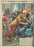 Leonessa azzanna un uomo strappandogli una falange.