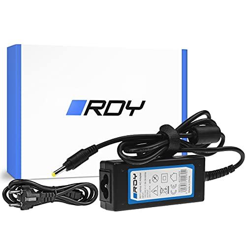 RDY 45W 20V 2.25A Cargador para Portátil Lenovo IdeaPad 100 100-15IBD 100-15IBY 100s-14IBR 110 110-15IBR Yoga 510 520 Ordenador Fuente de Alimentación Adaptador Connector: 4.0 x 1.7mm