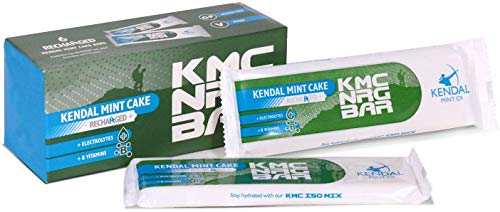 Kendal Mint Cake Recharged Bar