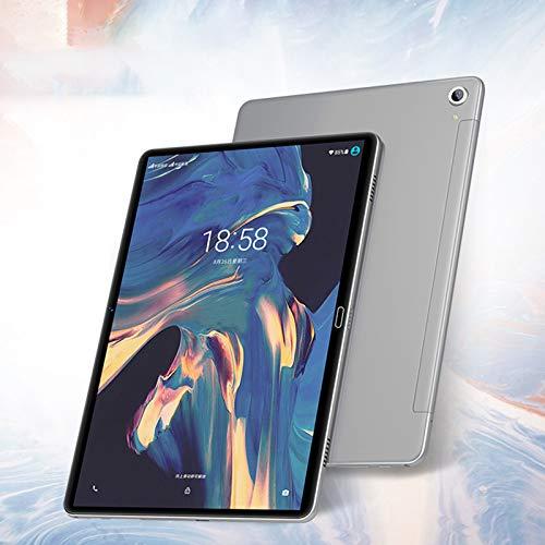 Pantalla de Alta definición 4K con Pantalla 4G Android HD de 10,8 Pulgadas, 4GB / RAM superrápida, Tableta de 64GB / ROM-Batería de 4000mAh-Soporte para WiFi-Teclado Bluetooth | ratón |