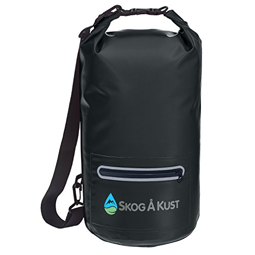 Såk Gear DrySak Waterproof Dry Bag | 20L Black