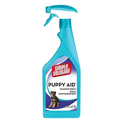 Simple Solution Perrito Ayuda Formación Spray-500ml