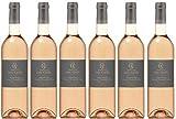 Pays d'OC - Rosé sec Gelly 2020, Haute Valeur Environnemental par lot de 6 bouteilles de 75cl