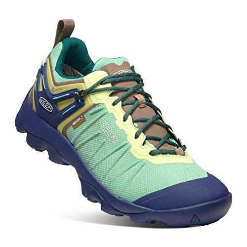 KEEN Venture WP, Zapatos para Senderismo Hombre, Ukiyoe, 39.5 EU