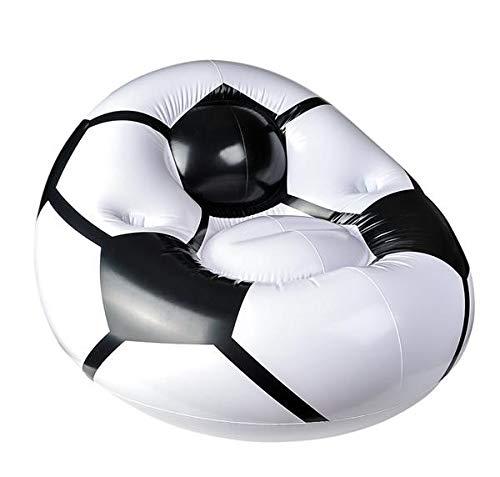 Rhode Island Novelty Inflatable Sofa Chair Soccer Ball - 1
