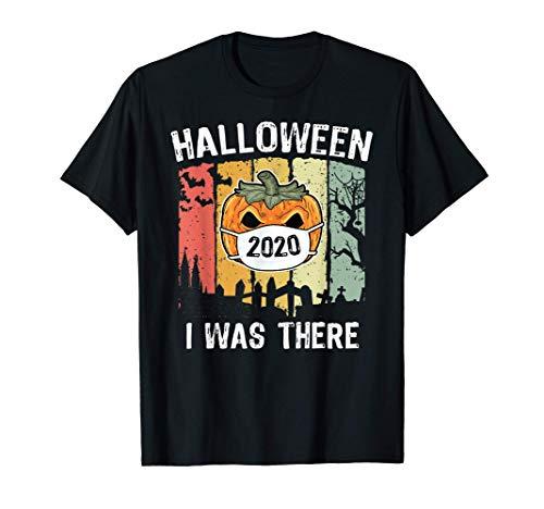 Halloween 2020 Calabaza Cabeza Disfraz Hombre Mascara Camiseta
