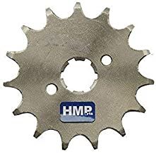 HMParts verkleidung Juego Dirt Bike Pit Bike CRF 70-Style tipo 6Amarillo