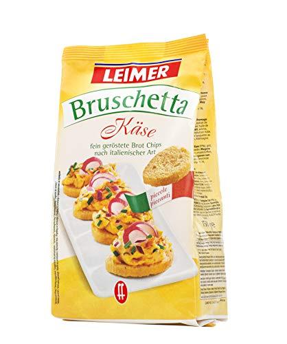 Leimer Bruschetta Käse, 150 g
