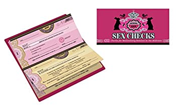 Sex Checks  60 Checks for Maintaining Balance in the Bedroom