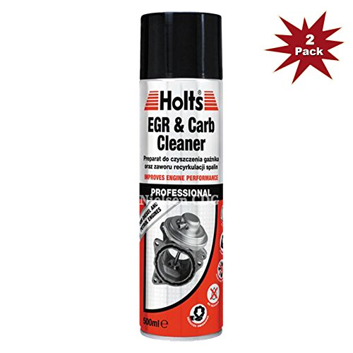 Holts Egr & Carb Cleaner for Petrol & Diesel Engines 500ml - 2pk