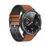 Microwear Smartwatch Uomo,Orologio Fitness,Impermeabile IP68 Smart Watch Bluetooth Cardiofrequenzimetro da...