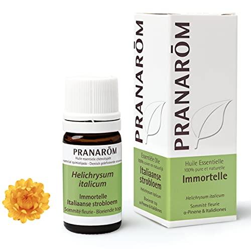 PRANAROM - Huile essentielle Immortelle Hélichryse italienne - 5 ml